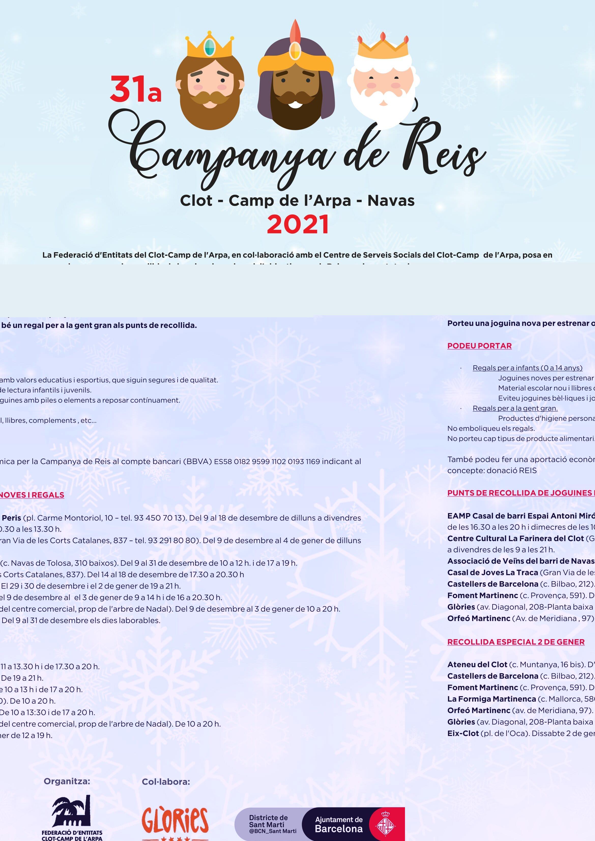 CampanyaReisClot2021
